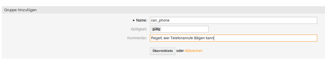 Die Gruppe 'can_phone'